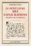 Le petit livre des conjurations