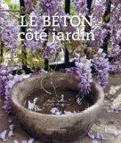 Le Béton côté jardin