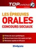 Les épreuves orales - Concours sociaux