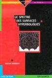 Le spectre des surfaces hyperboliques