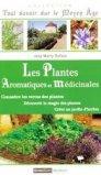 Les plantes aromatiques et médicinales