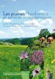 Les prairies : biodiversité et services écosystémiques