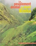 Le peuplement animal du Mont Nimba