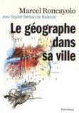 Le géographe dans sa ville