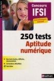 250 Tests - Aptitude numérique