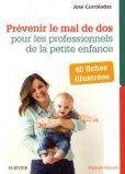 40 fiches illustrées prévenir mal de dos 2ed.