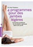 4 programmes pour des jambes légères