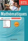 Mathématiques BTS industriels - Manuel élève