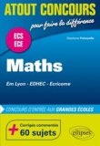 Mathématiques aux concours d'entrée des écoles de commerce (EM Lyon, EDHEC, Ecricome, ESC)