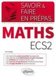 Mathématiques ECS2