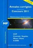 Mathématiques et informatique MP