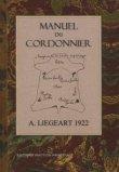 Manuel du cordonnier 1922-2009