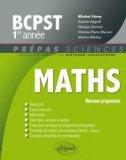 Mathématiques BCPST 1ere année