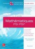 Mathématiques PSI - PSI* 2ème année