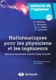 Mathématiques pour les physiciens et les ingénieurs