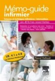 Mémo-guide infirmier UE 4.1 à 4.8