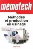 Méthodes et production en usinage