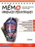 Mémo urgences pédiatriques