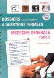 Médecine générale Tome 2