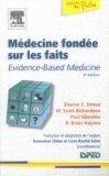 Médecine fondée sur les faits
