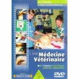 Médecine vétérinaire Coffret 5 DVD