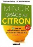 Mincir grace au citron