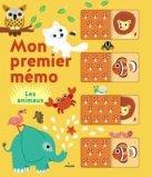 Mon premier mémo - Les animaux