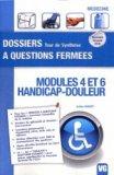 Modules 4 et 6 Handicap Douleur