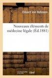 Nouveaux éléments de médecine légale