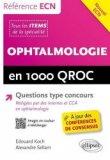 Ophtalmologie en 1000 QROC