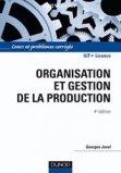 Organisation et gestion de la production