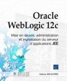 Oracle WebLogic 12c
