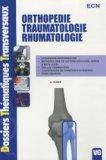 Orthopédie Traumatologie Rhumatologie