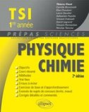Physique Chimie TSI 1re ann�e
