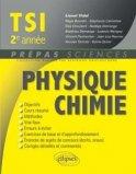 Physique-chimie TSI 2ème année