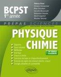 Physique-chimie BCPST 1re année