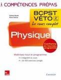 Physique BCPST - VÉTO 2ème année