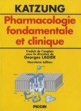 Pharmacologie fondamentale et clinique