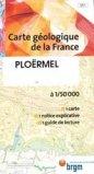 Carte géologique de la France Ploërmel