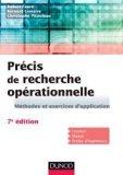 Précis de recherche opérationnelle