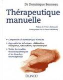 Précis de thérapeutique manuelle