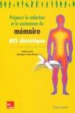 Préparer la rédaction et la soutenance du mémoire BTS diététique