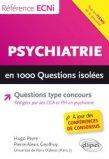 Psychiatrie en 1000 questions isolées