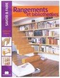 Rangements et bibliothèques