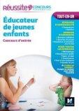 Réussite Concours Educateur de jeunes enfants - Concours d'entrée