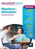 Réussite concours moniteur-éducateur - Concours d'entrée