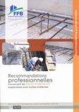 Recommandations professionnelles concernant les dalles à prédalles suspendues avec boites d'attentes