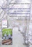 Renaturation des berges de cours d'eau et phytoremédiation