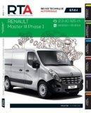 RTA B797 Renault Master III 2.3 dCi de 04/2010 à 05/2014