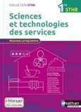 Sciences et technologies des services 1re STHR